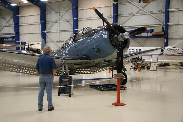 Lone Star Flight Museum Galveston, Texas