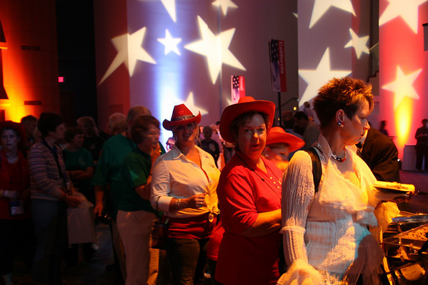American Cancer Society - Celebration on the Hill 2006 - Washington, D.C. Held in Relay for Life fashion.